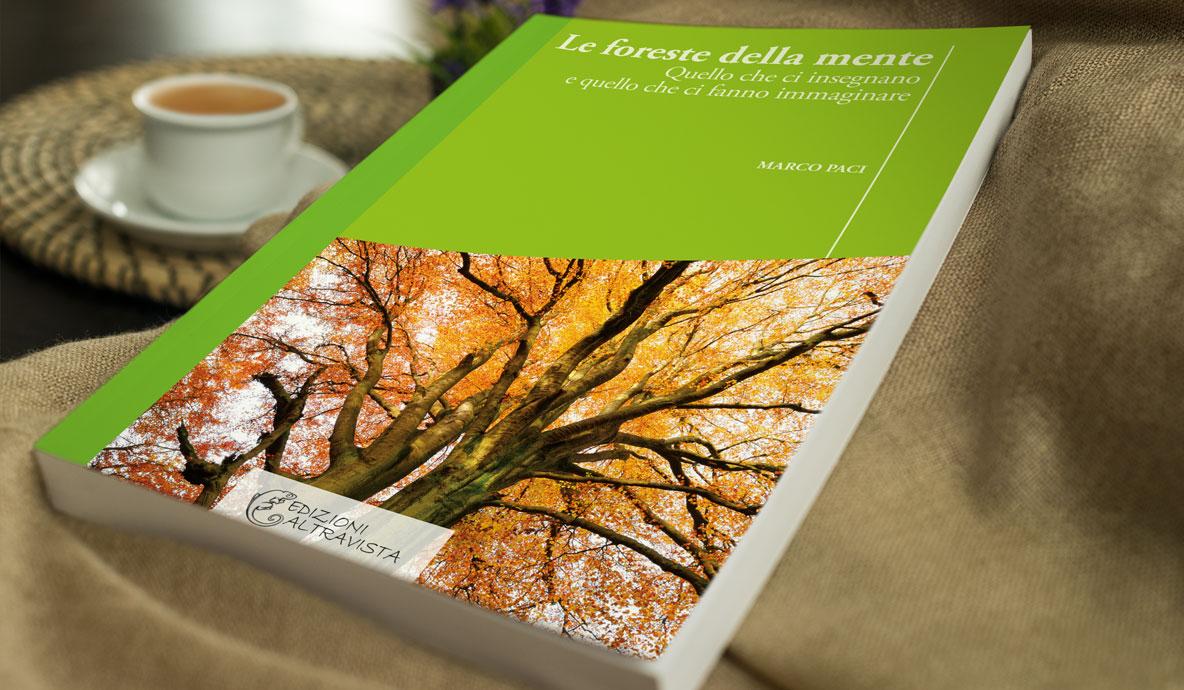 Copertina del libro Le foreste della mente