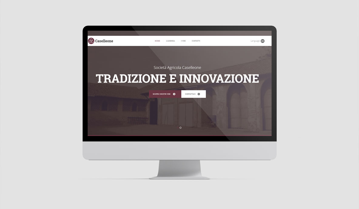 Progettazione web - Home Caselleone.com