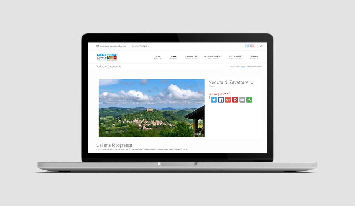 Realizzazione siti internet - Alta Val Tidone - Photogallery