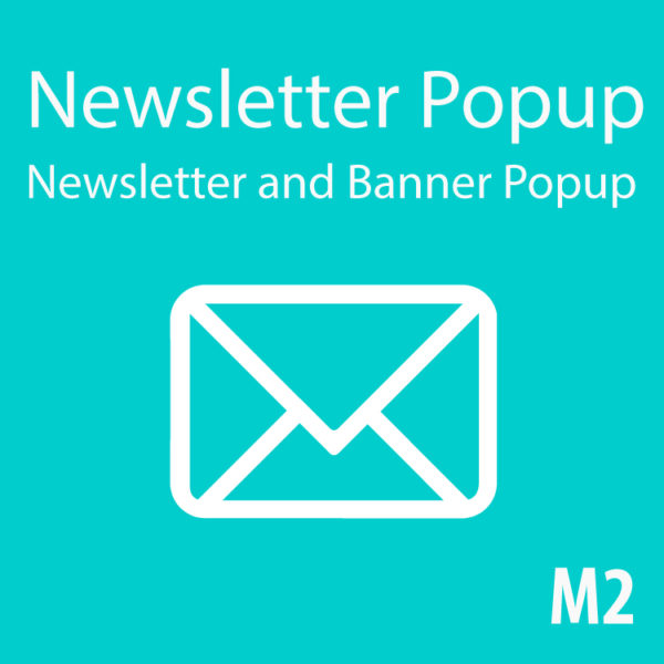 Modulo Newsletter and Banner Popup per Magento 2