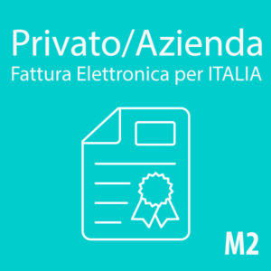 Modulo Magento 2 Privato / Azienda