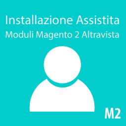 Servizio Installazione Assistita Moduli Magento 2