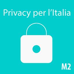 Modulo per Magento 2 Privacy Policy per l'Italia